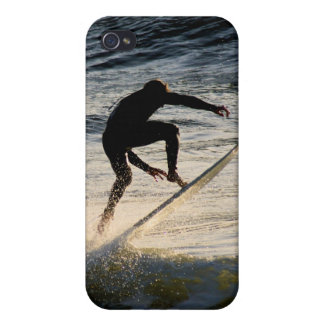 Surfer iPhone 4/4S Cover