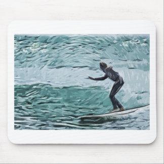 surfer muismat