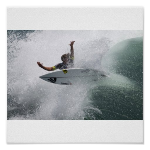 Surfer Plaat