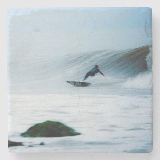 Surfer Stenen Onderzetter