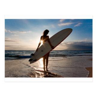 surfergirl.jpg briefkaart