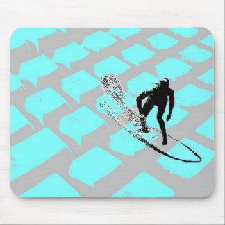 Surfin Netto Mousepad Muismat