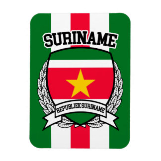 Suriname Magneet