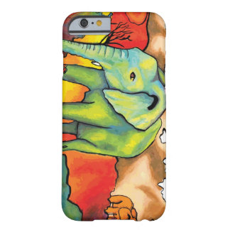 Surreal Olifanten Barely There iPhone 6 Hoesje