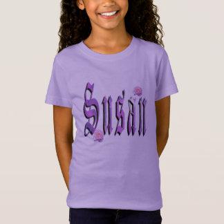 Susan, Naam, Logo, de T-shirt van Moave van