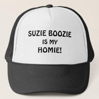 Suzie Boozie Homie Trucker Pet