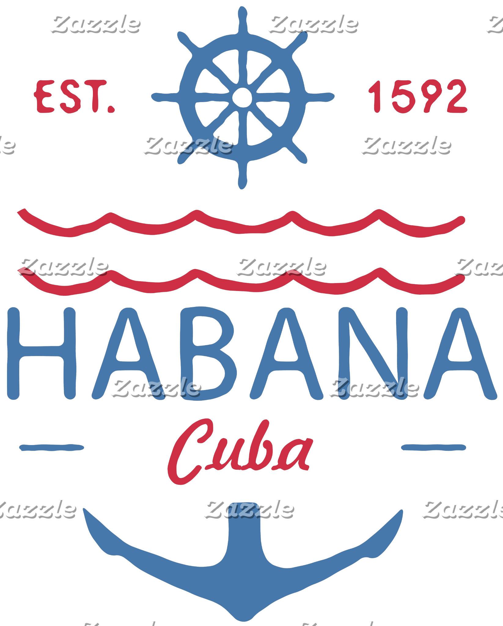 Habana Cuba Nautical Cruise