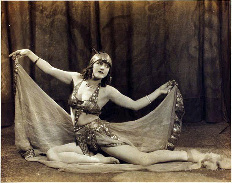 Vaudeville, Dance and Burlesque