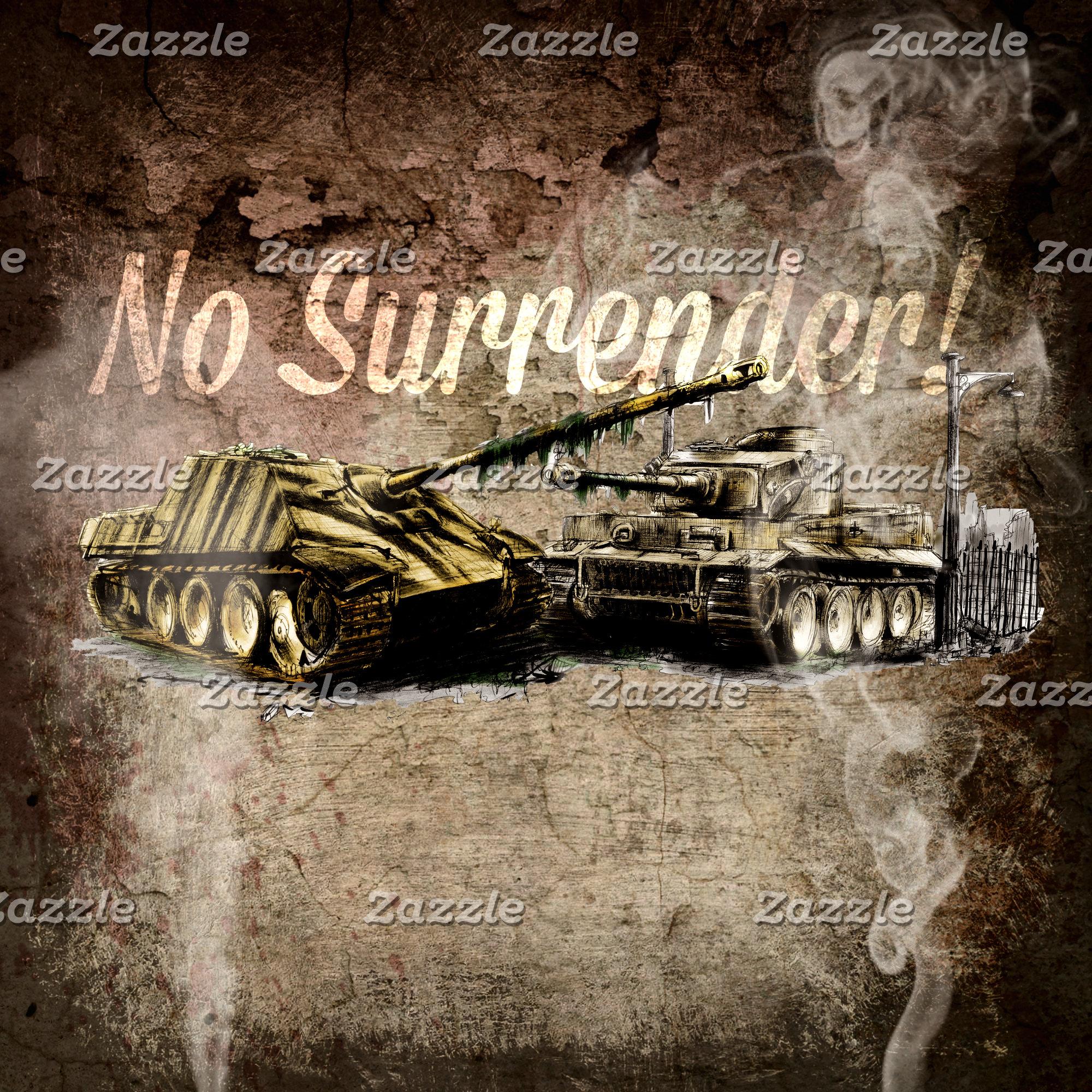 Tiger and Jagdpanther, WW2 German Panzers