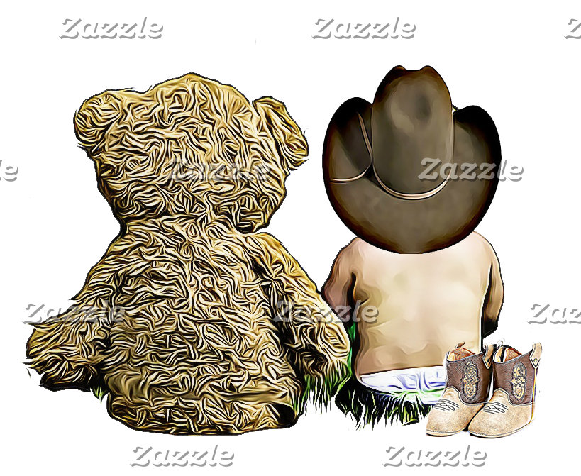 Country and Western Baby Shower
