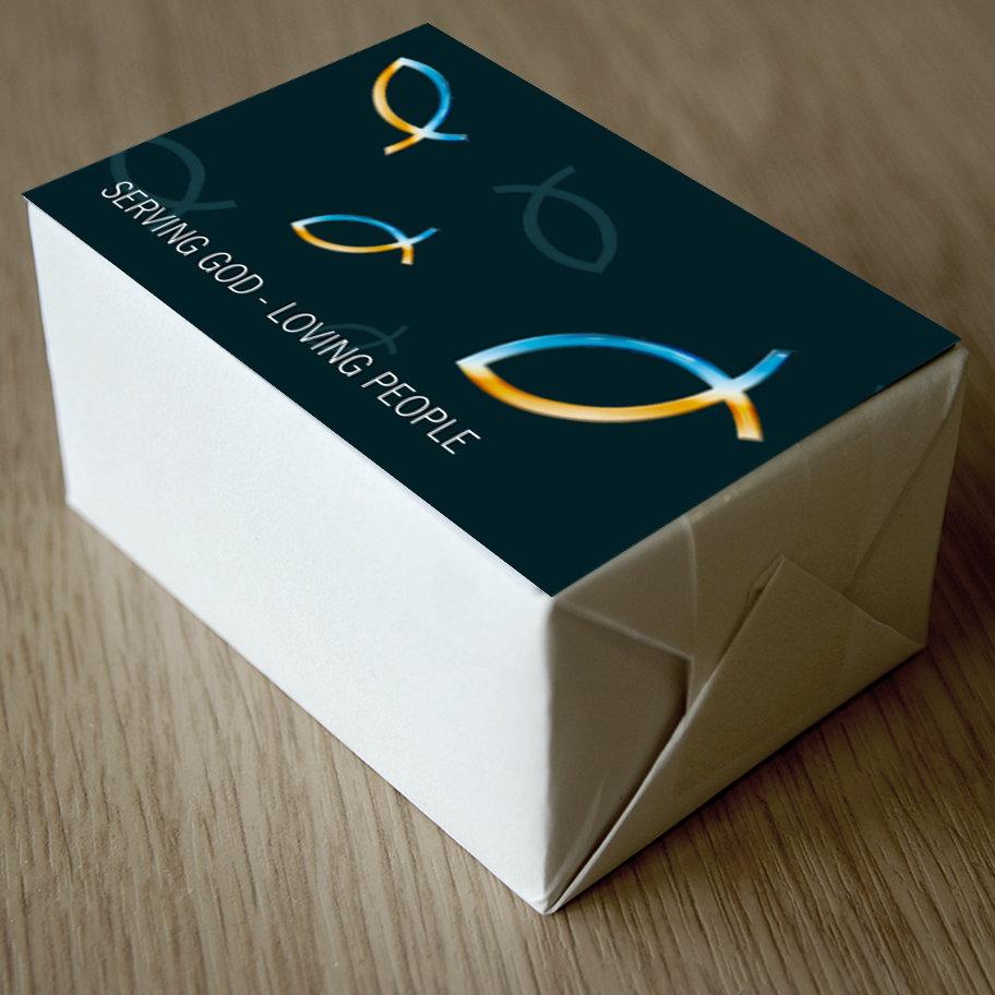 ► Religious Business Cards