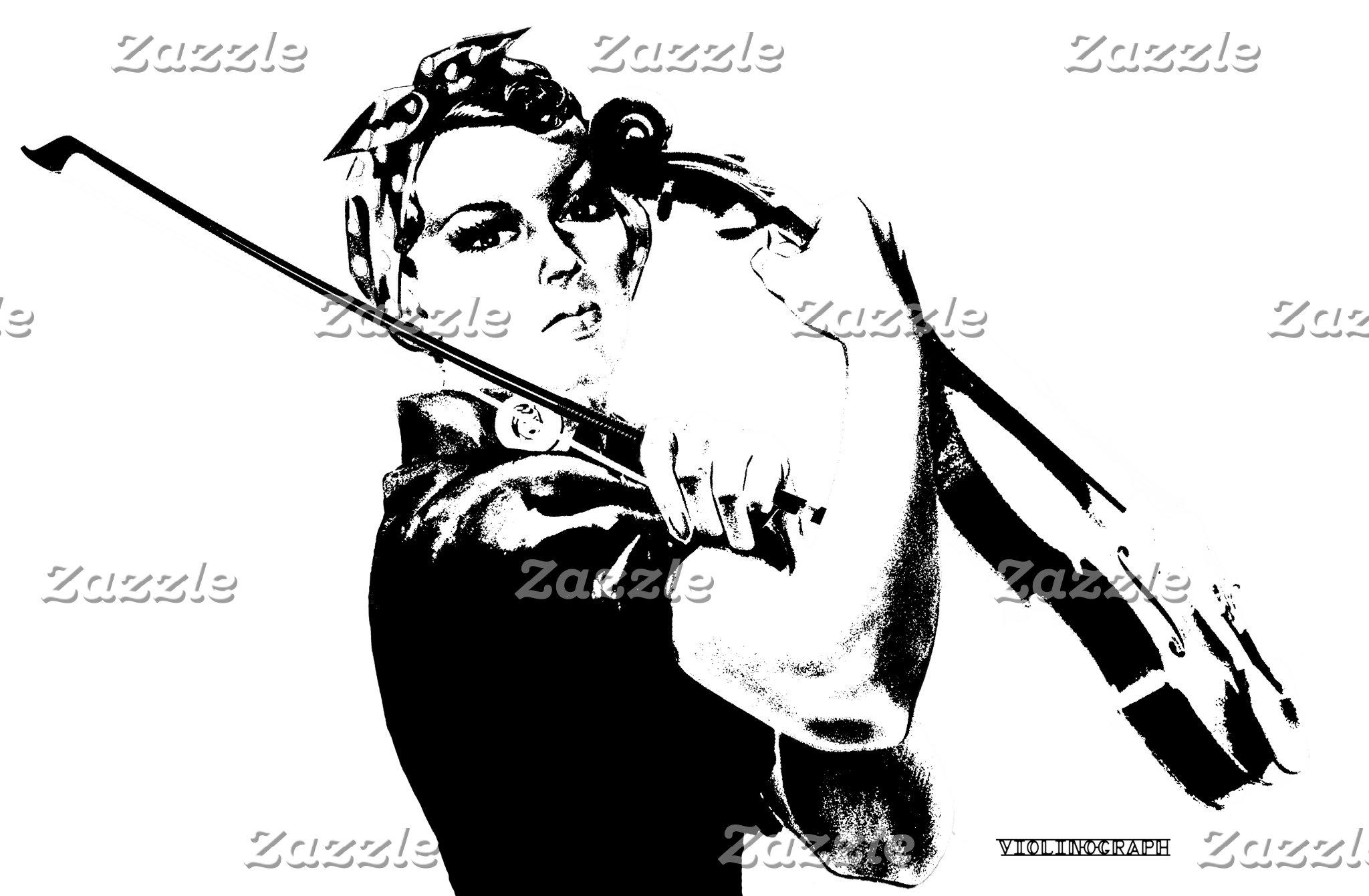 Rosie the Fiddler