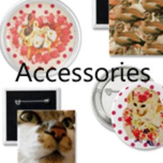 アクセサリー・缶バッジAccessories・Fashion