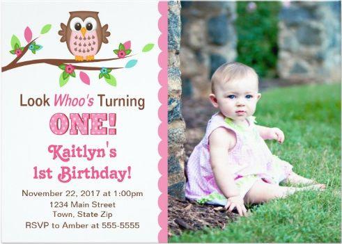 Birthday Invitations