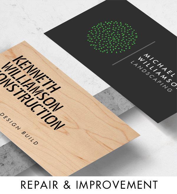 REPAIR and IMPROVEMENT