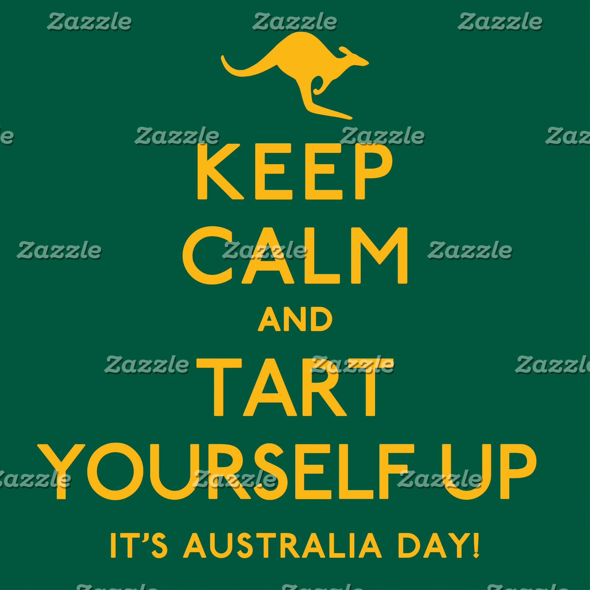 Keep Calm - The Australian Series