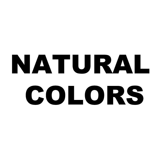 * Natural Colors *