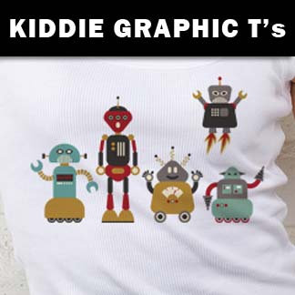 Kids Graphic Tees