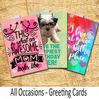 All Occasion Greeting Cards