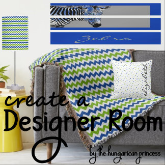 Green and Blue Collection