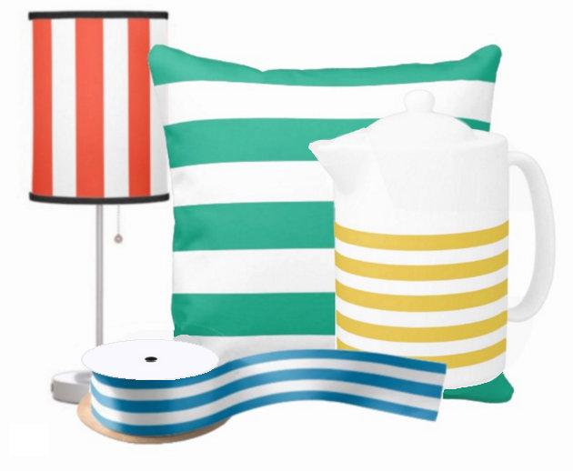Deckchair Stripes