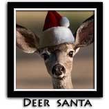 Deer Santa