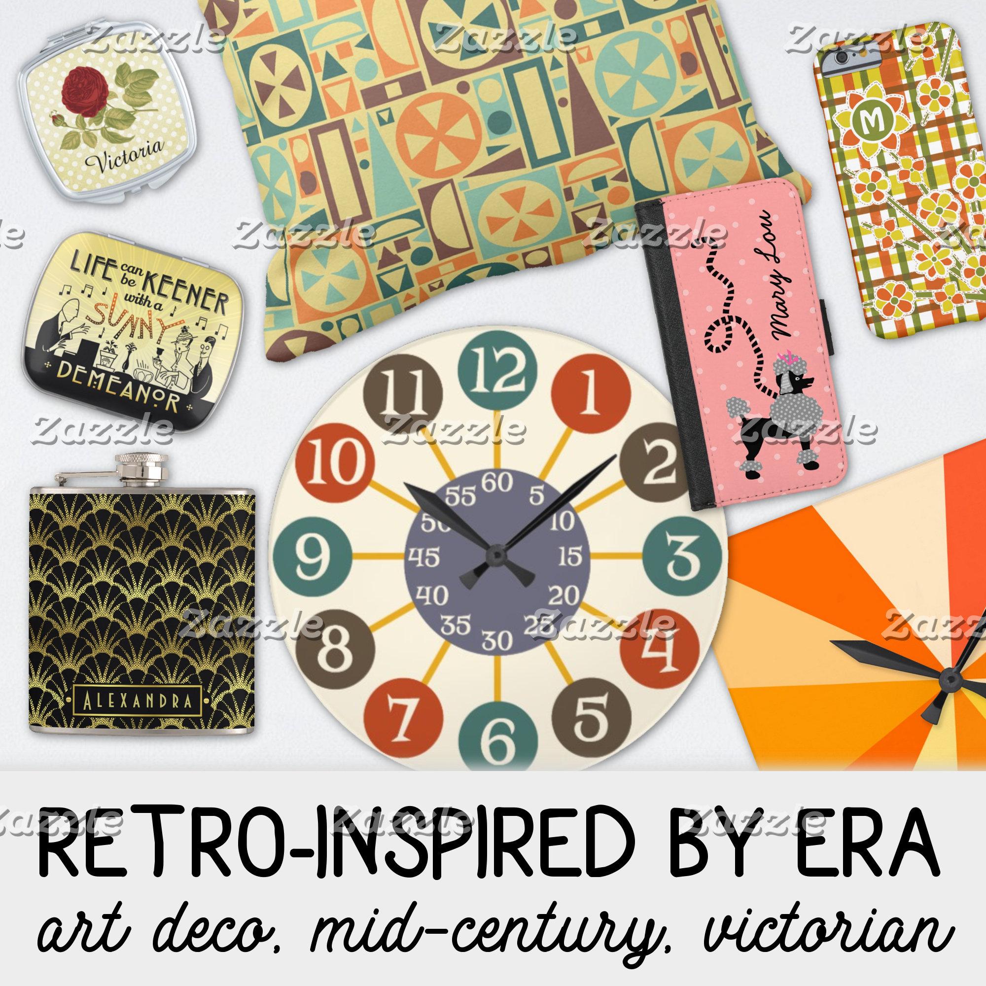 RETRO-INSPIRED BY ERA