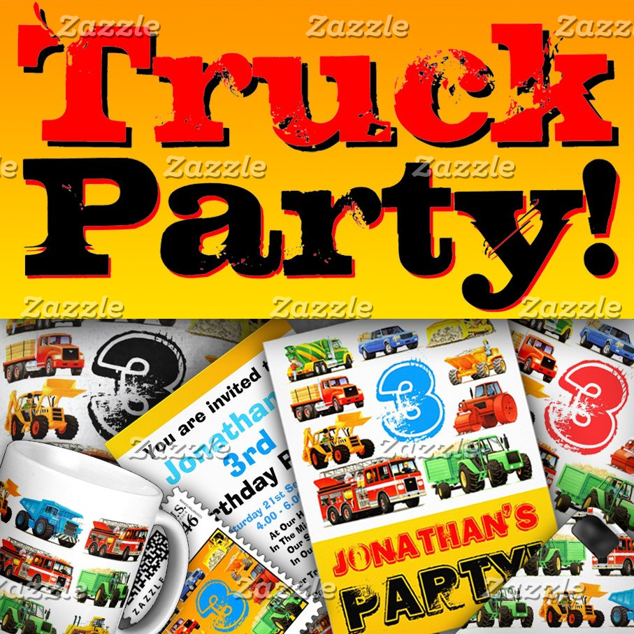 Truck Party!