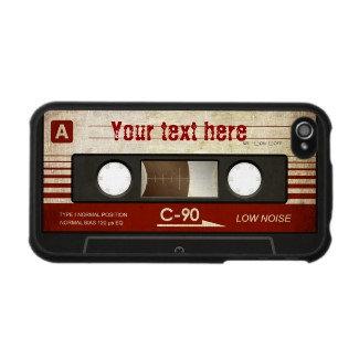 ► Retro Compact Audio Cassette