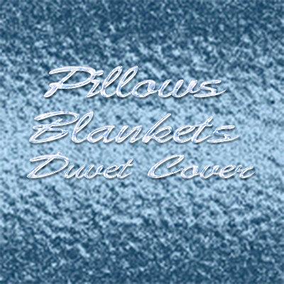 Pillows, Blankets, Duvet Cover
