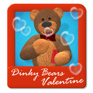 Dinky Bears Valentine