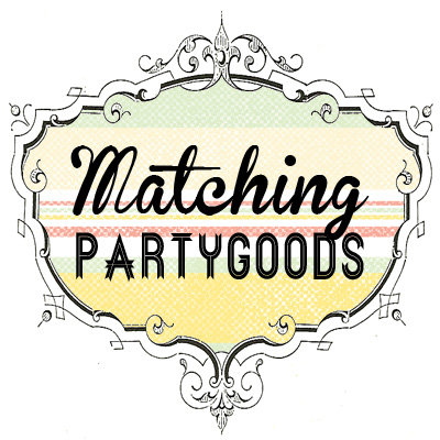 Matching Party Goods