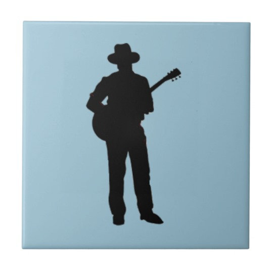Guitar Player Hat