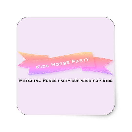 Kids Horse Party