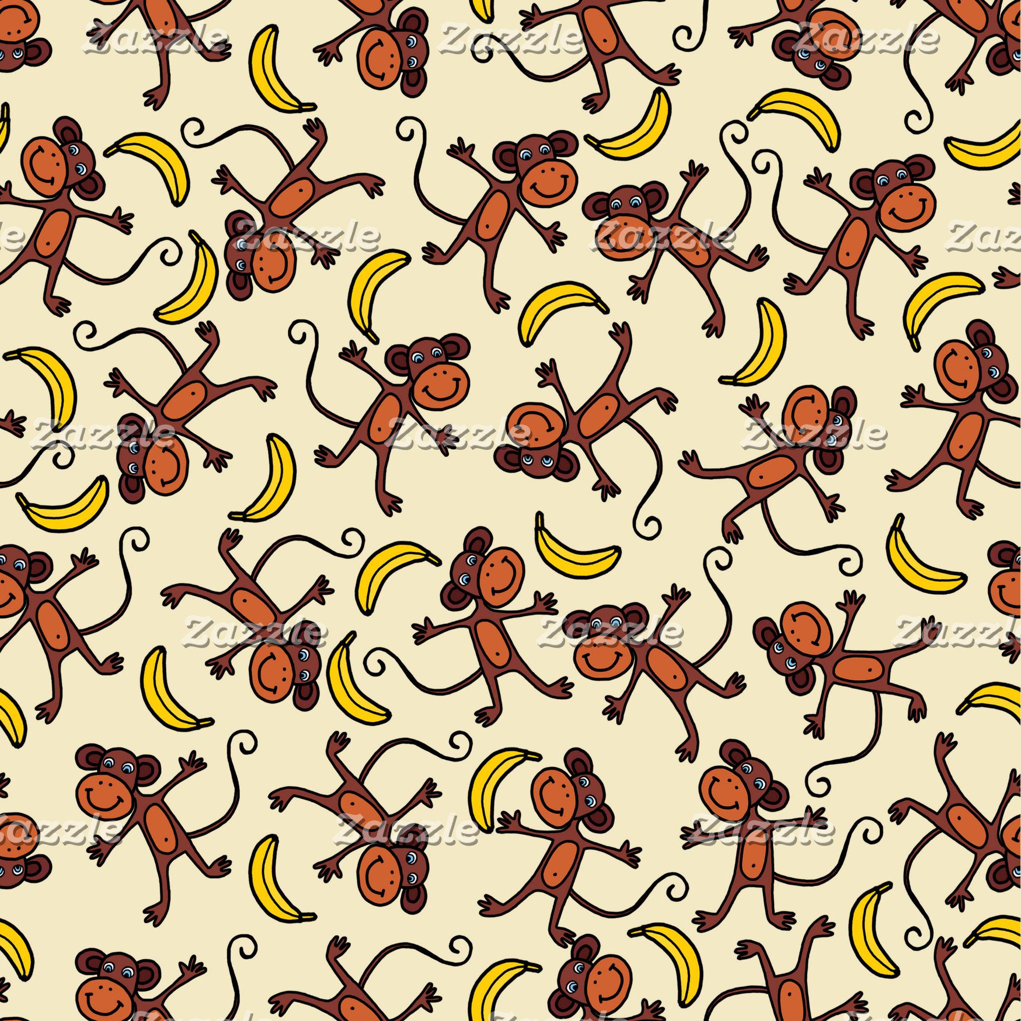 Cute Safari Patterns
