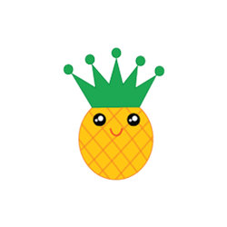 Be A Pineapple Quote