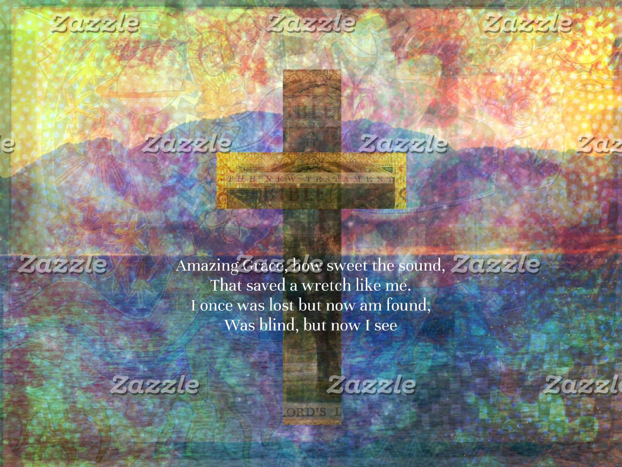 Amazing Grace, how sweet the sound,