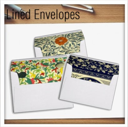 Lined Envelopes