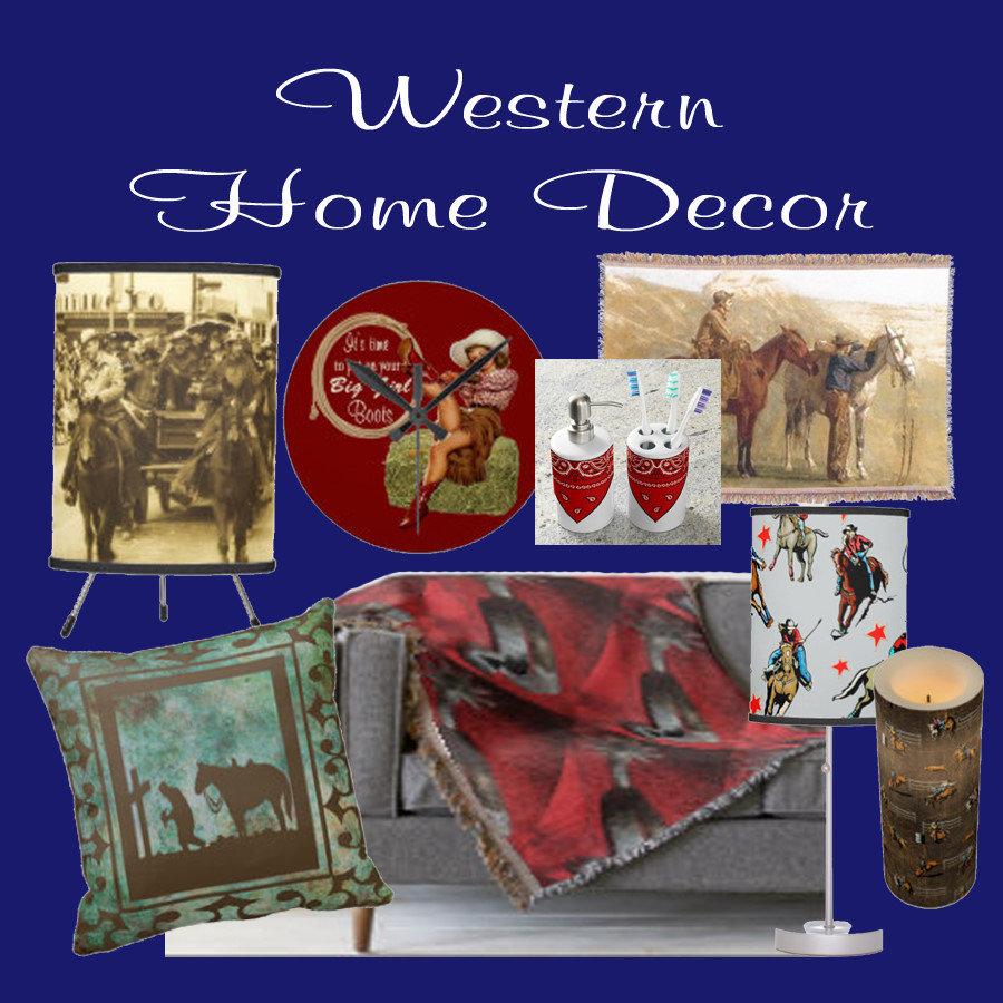 WESTERN HOME DECOR