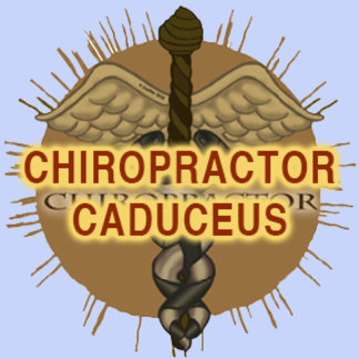 Chiropractor Caduceus