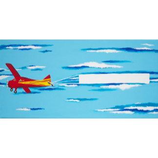 Banner Plane