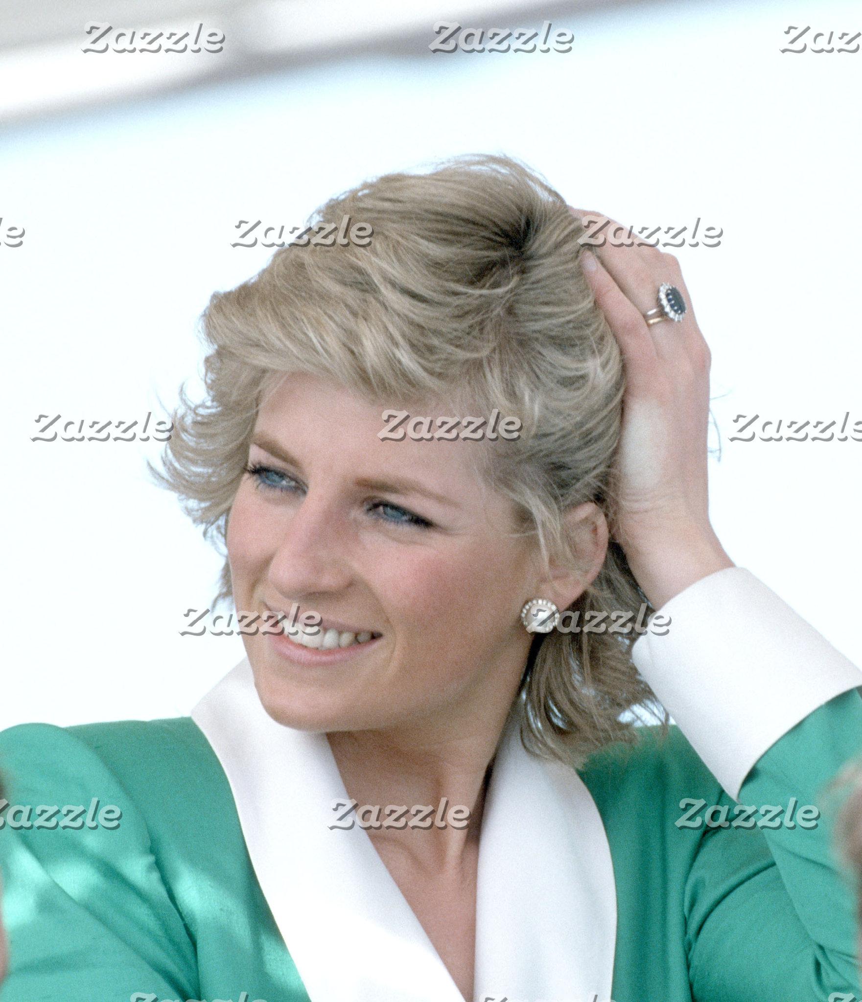 HRH Princess Diana