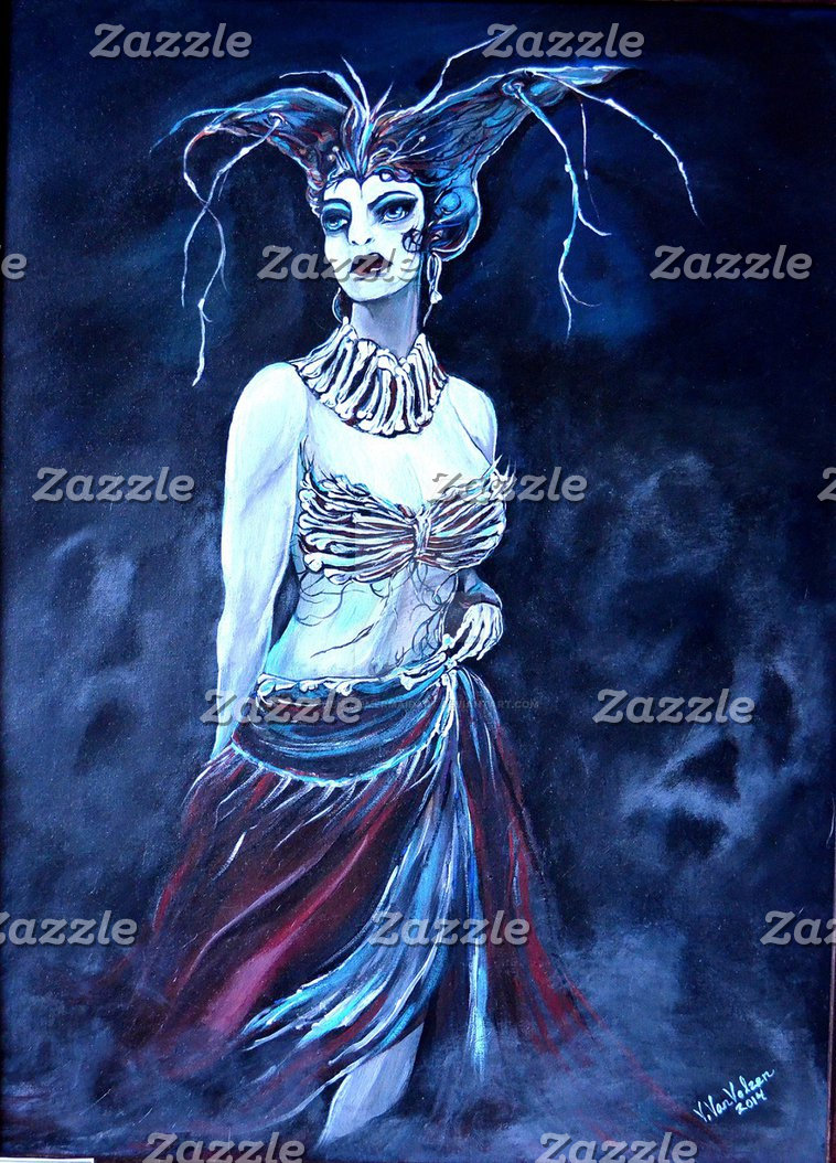 Gothic Witch Pagan