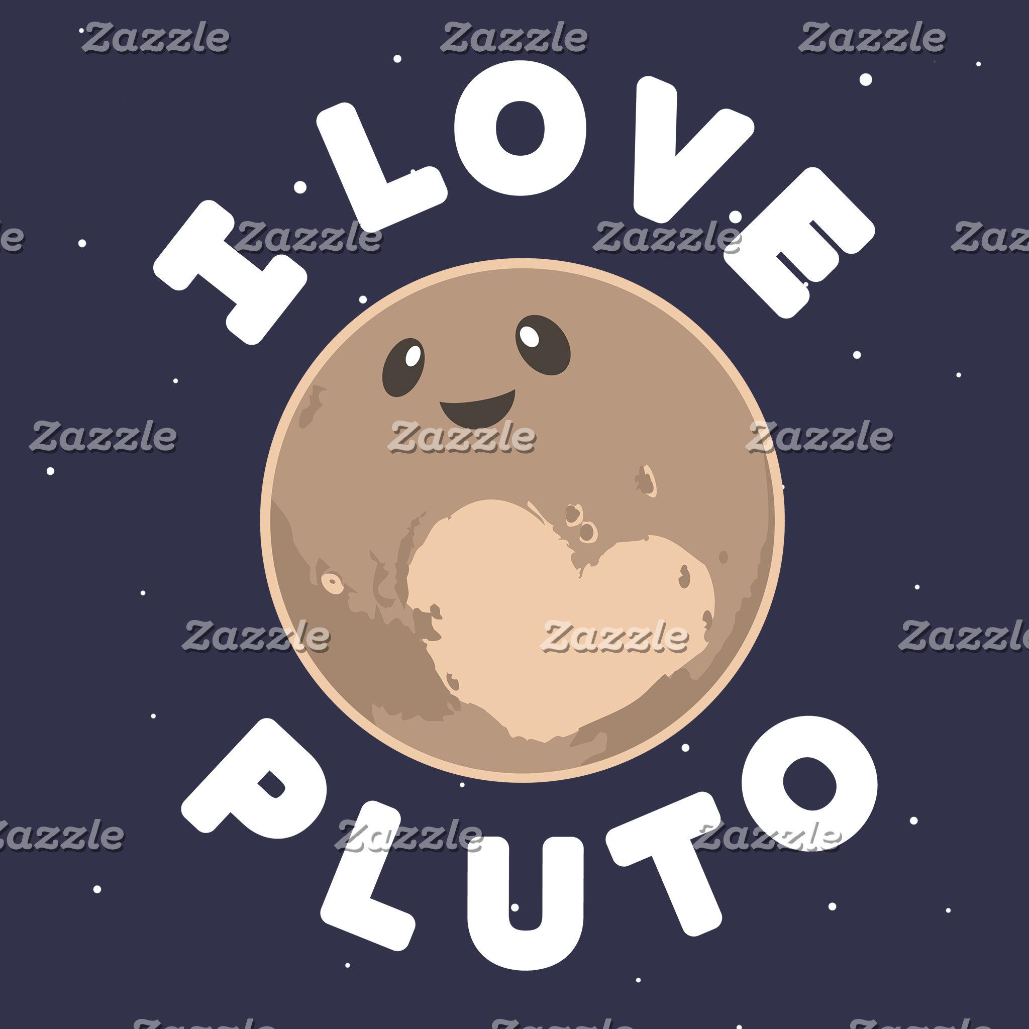 I Love Pluto