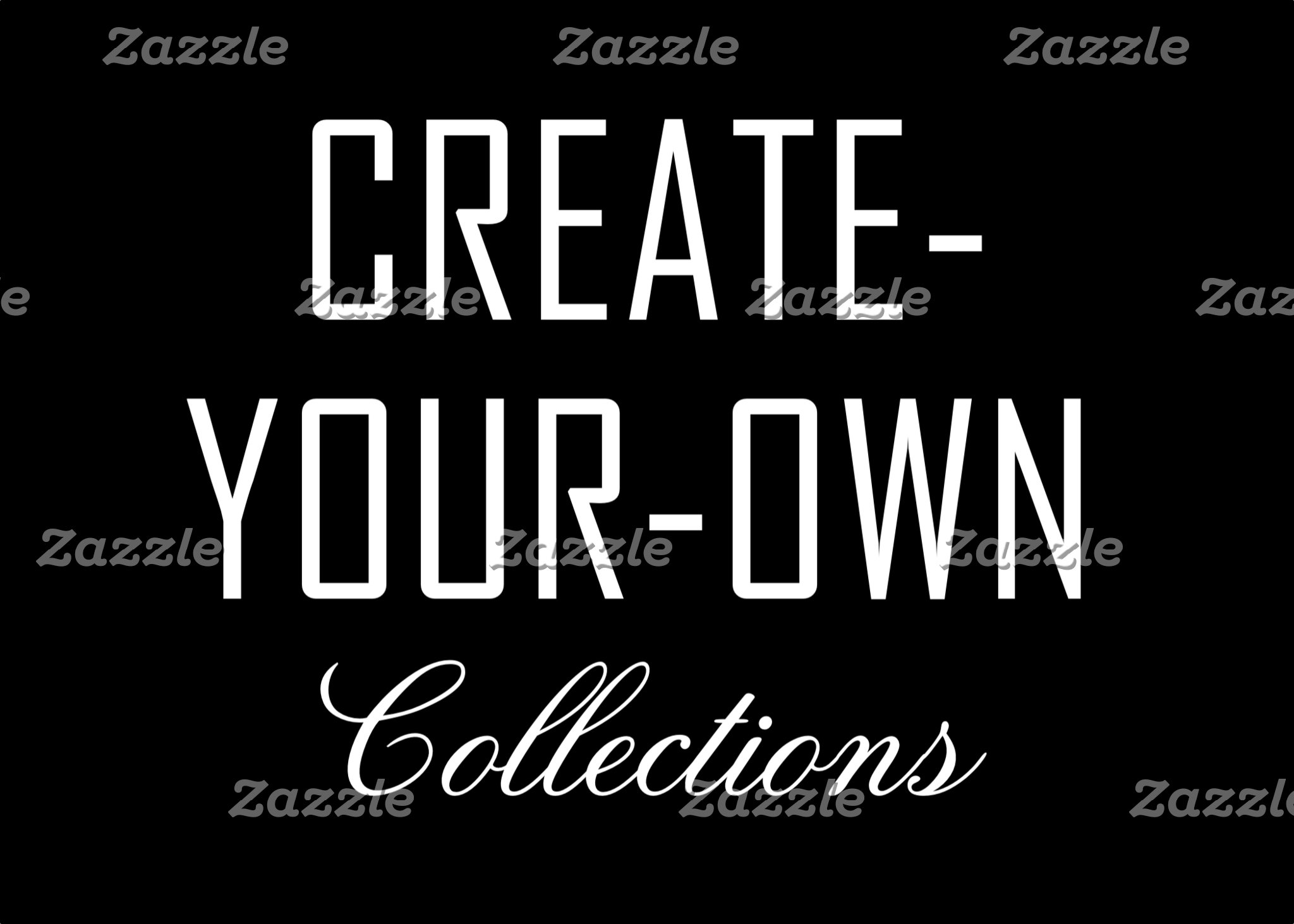 Create-Your-Own!