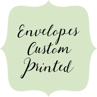 Envelopes - Custom Printed