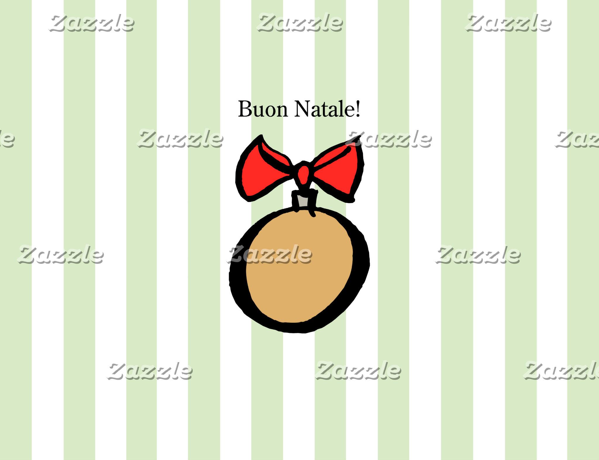 Brownies--Buon Natale