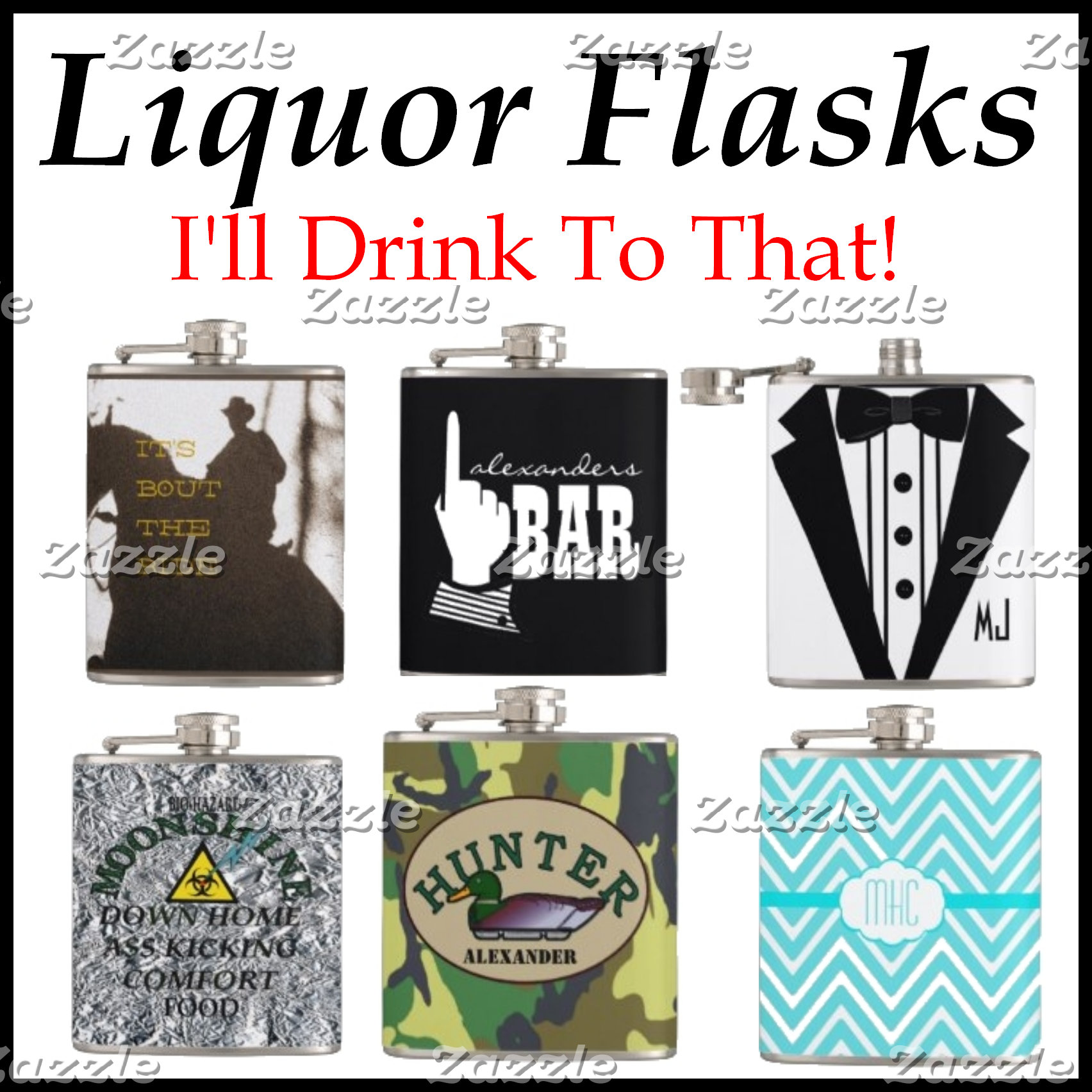 Hip Flasks