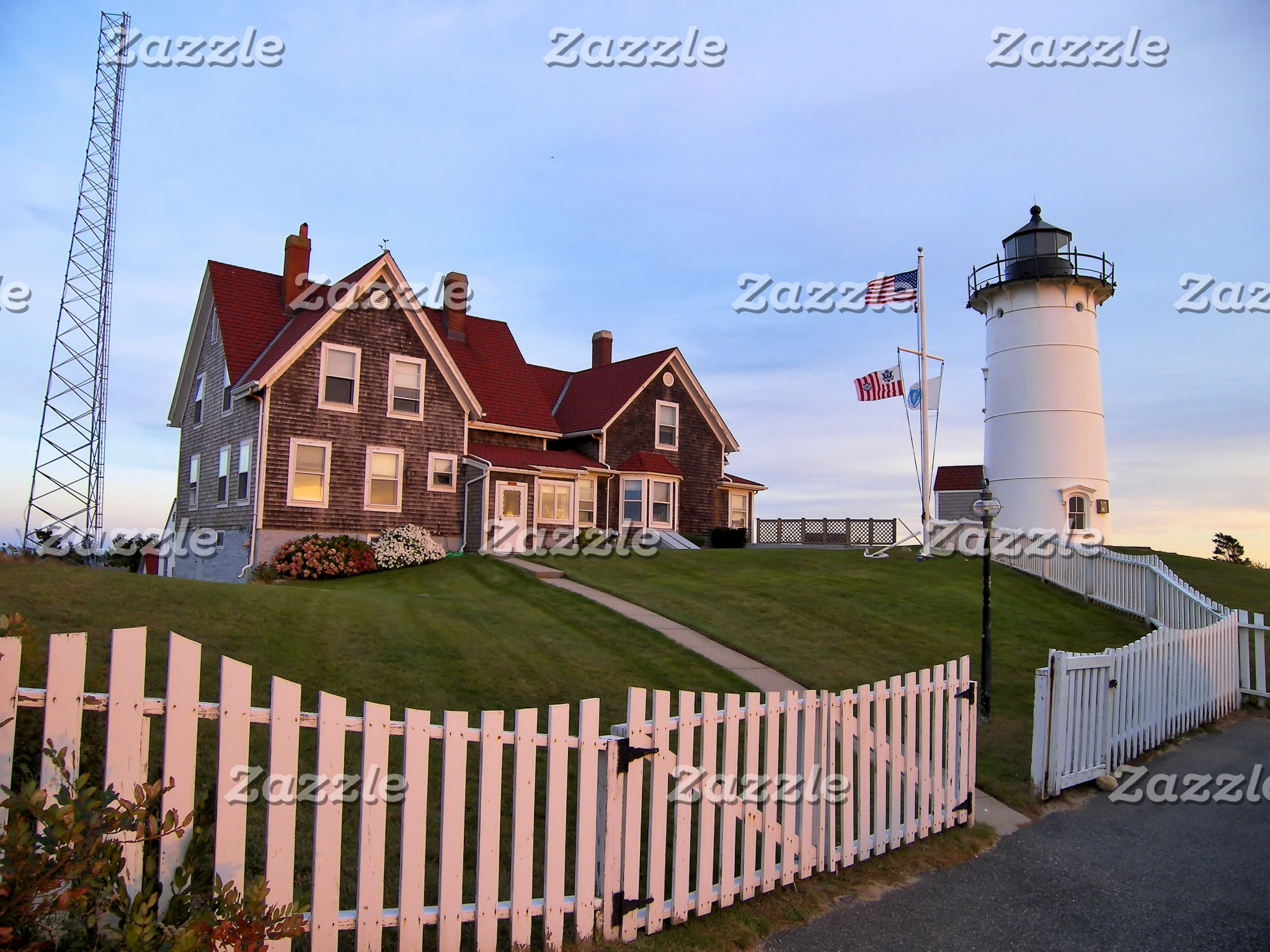 Massachusetts Lighthouses
