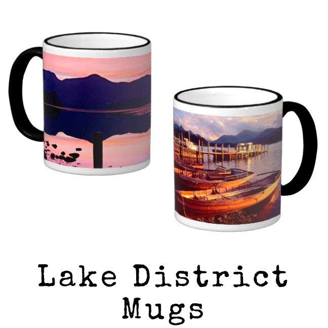 Lake District Mugs